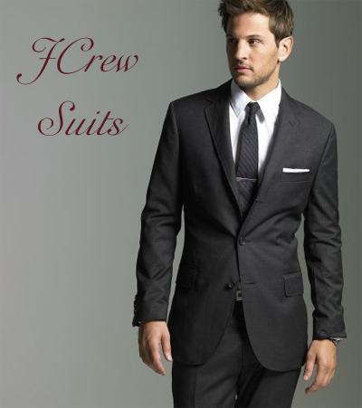 Here are some nice suits for those grooms out their