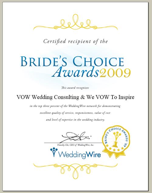 weddingwire-award